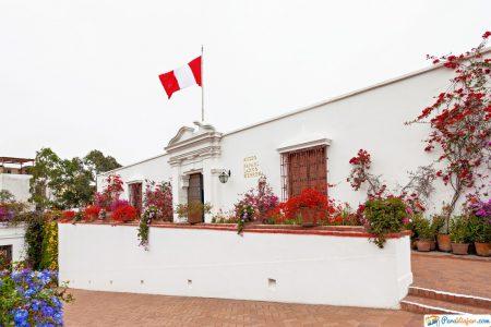 Museo Larco Peru