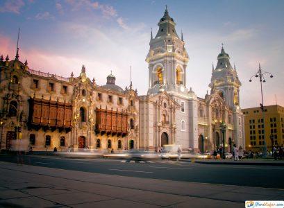 catedral en Lima Peru