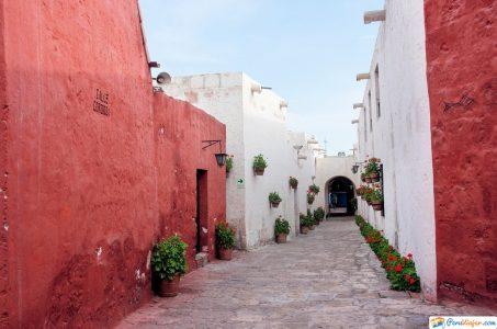 monasterio de santa catalina peru
